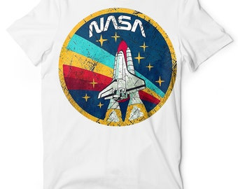 922269097692 NASA shirt, NASA adult shirt, NASA Kids Shirt, Nasa T-shirt, Nasa logo shirt,  Space science t-shirt, Nasa t shirt, Nasa shirt for men