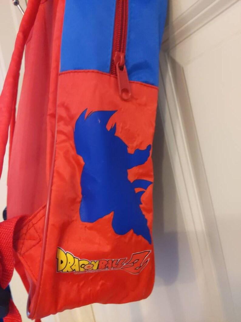 VTG 01 Dragonball Z GOKU vs CELL backpack
