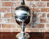 Antique Art Deco Silver Plated Samovar Vintage Samovar Silver Plated Tea Urn Coffee Urns