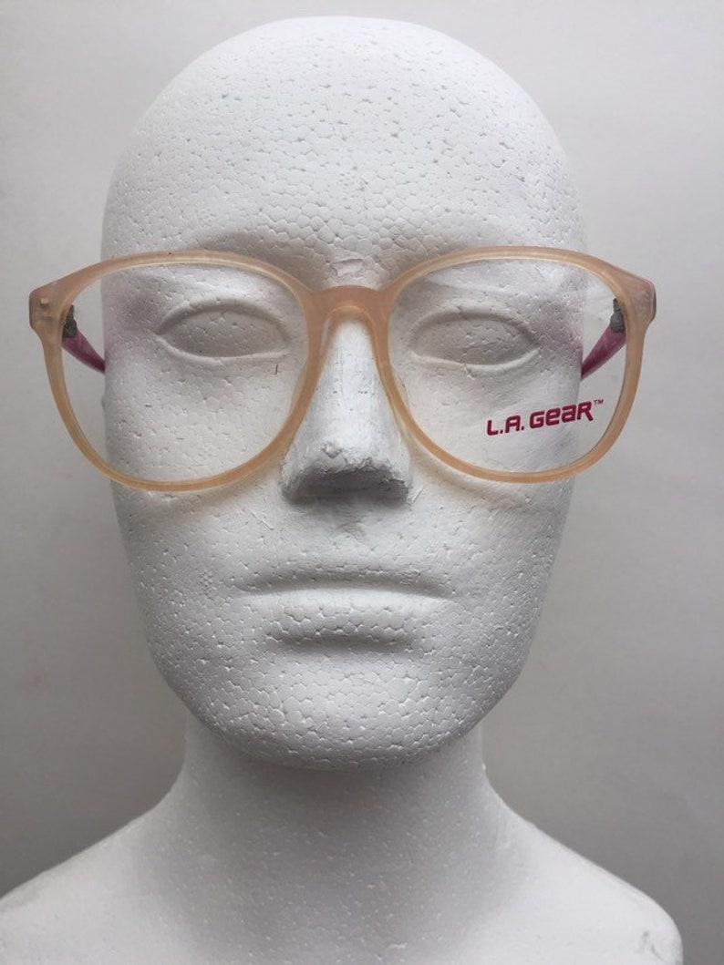 LA Gear Glasses frames. Made in Japan. New Vintage. NOS