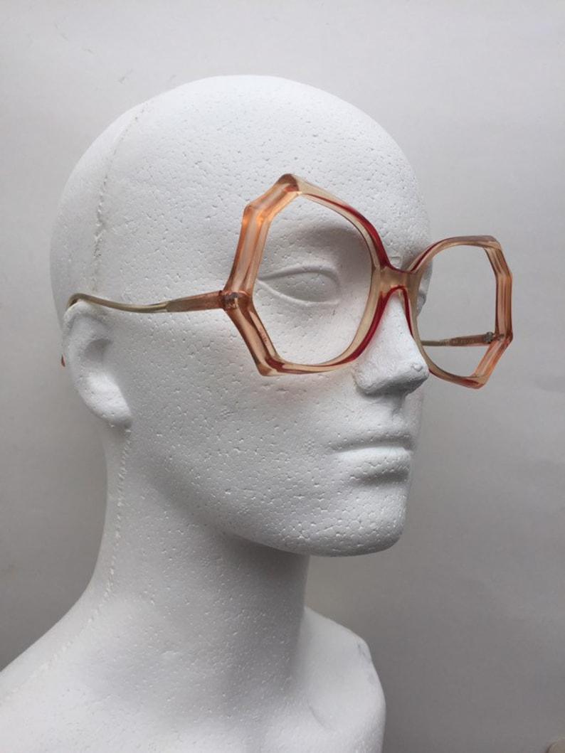 Capri Optics butterfly shaped frames. New Vintage. NOS