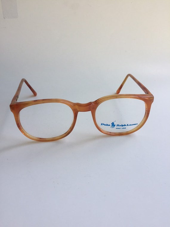 Polo 25 by Ralph Lauren Eyeglasses frames. Made in