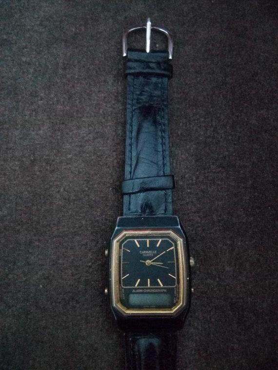 Watch bulova T2 caravel