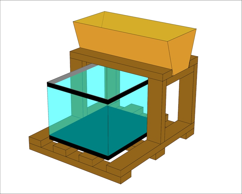 Aquaponic System Design: Bring Your Own Tank image 0