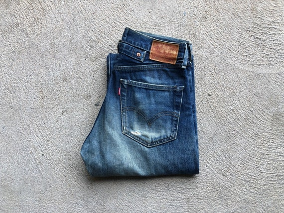 1999 Japanese Reproduction Levis 702 1930s Model B