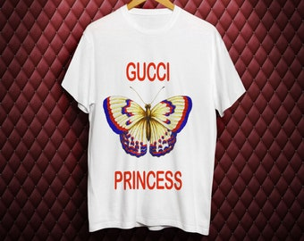99332b96 Custom tshirt for her for him present for girl inspired by Gucci