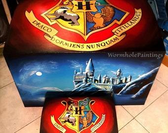 Potterhead chest