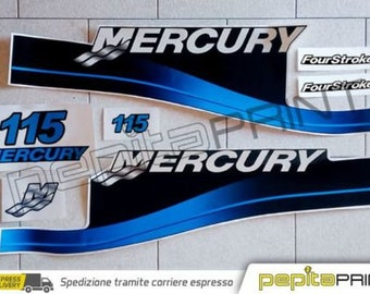 Mercury outboard | Etsy