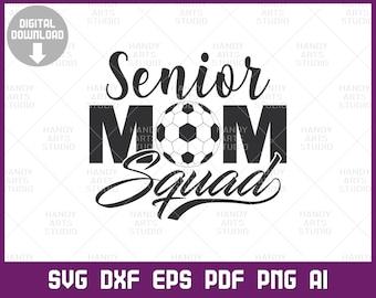 High school Svg Soccer Mom Floral SVG floral decal Sport mom svg Soccer SVG Highschool Svg Soccer mom SVG cheer mom baseball mom svg