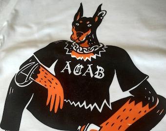ACAB Dog T-Shirt