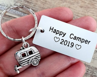 Home Is Where You Park It Keychain Camping World
