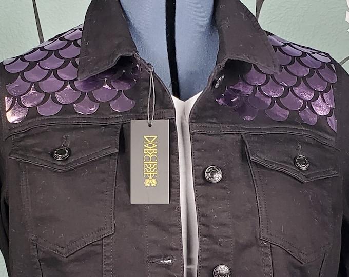 Mosaic Dragon Jacket
