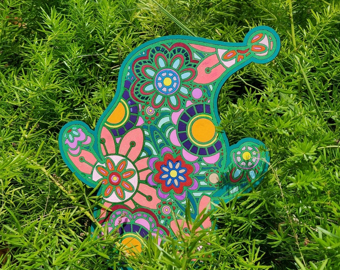 Garden Gnome Paint Project