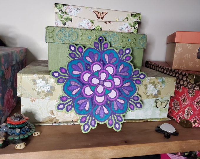 Mandala Paint Projects