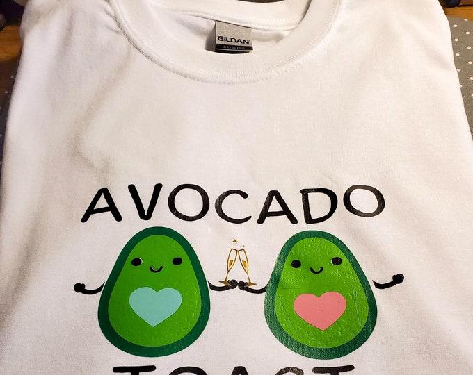 Avocado Toast T-Shirt