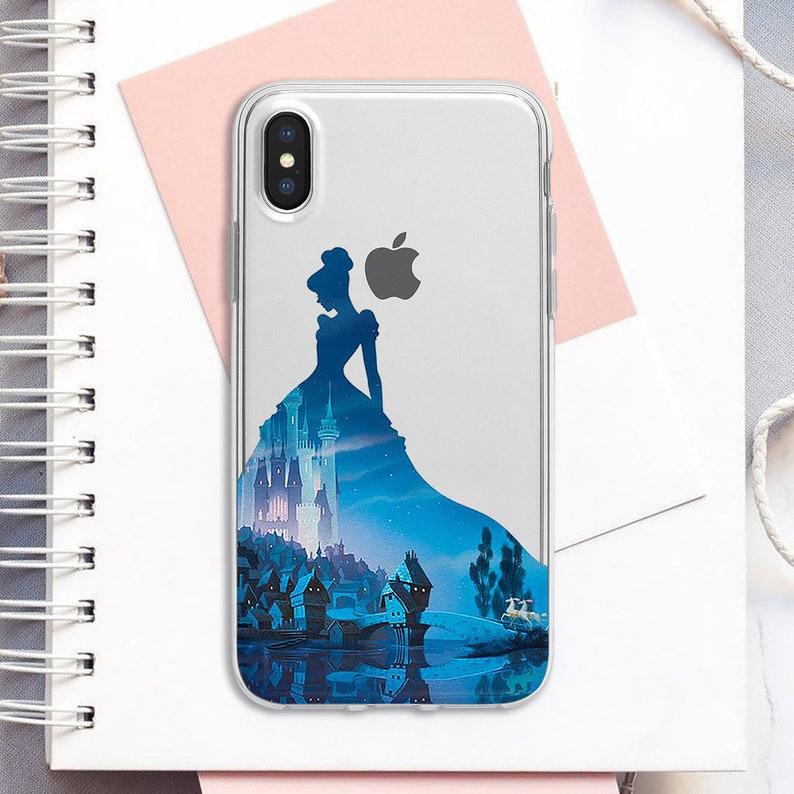 DISNEY PRINCESS CINDERELLA iphone case