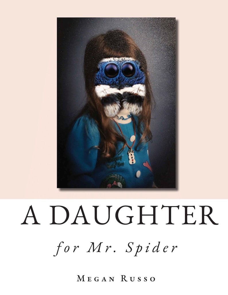 Digital Copy  A Daughter for Mr. Spider by Megan Russo image 0