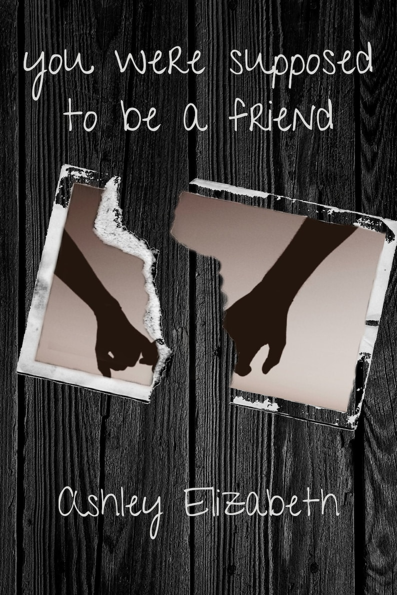 Digital Copy  you were supposed to be a friend by Ashley image 0