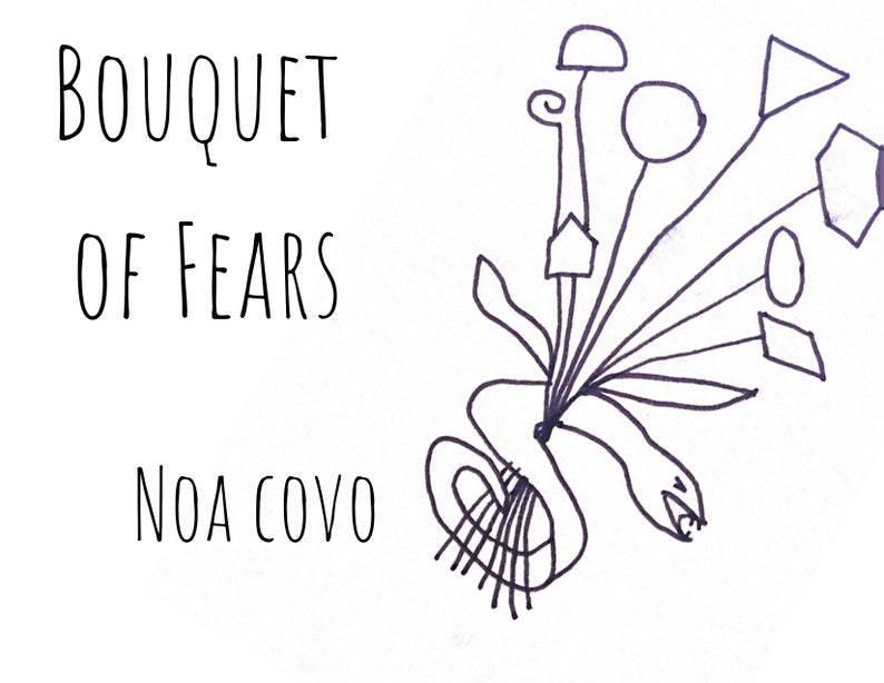 Digital Copy  Bouquet of Fears by Noa Covo image 0