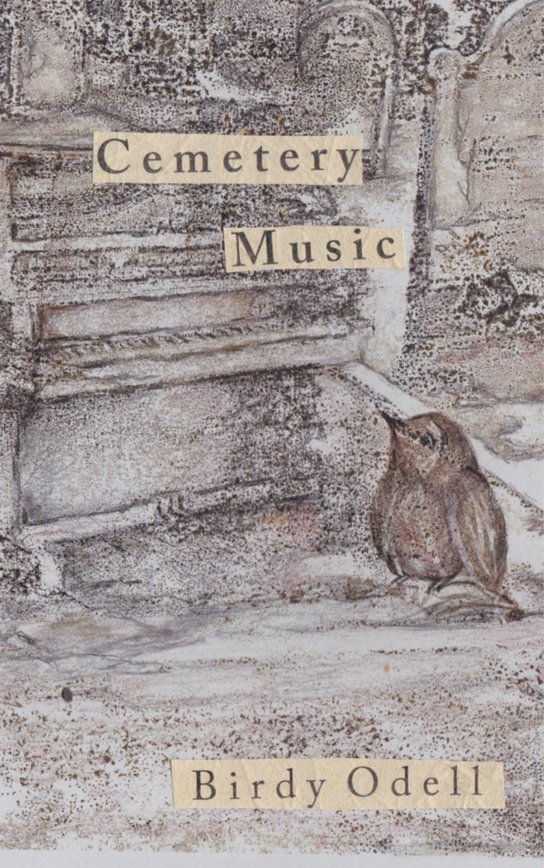 Digital Copy  Cemetery Music by Birdy Odell image 0