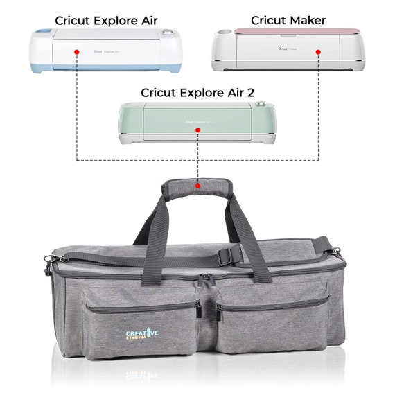 Cricut Carrying Case By Creative Stamina Free Downloadable Etsy