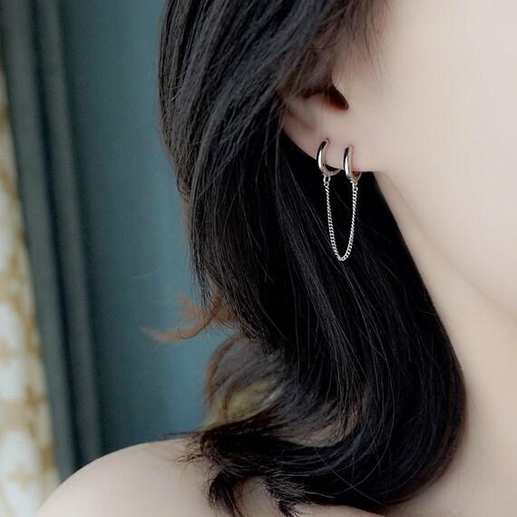 Pierced Dangle Earrings