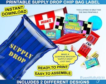 Fortnite Treat Bag Etsy