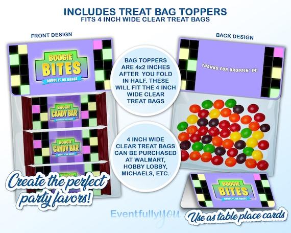 Fort Gamer Boogie Candy Wrapper Labels, Treat Bag Bomb Party Favors, Battle  Decoration, Digital Printable Instant Download DIY zz