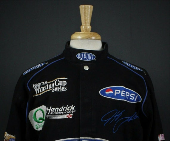 Jeff Gordon Vintage Jeff Hamilton Dupont NASCAR R… - image 2