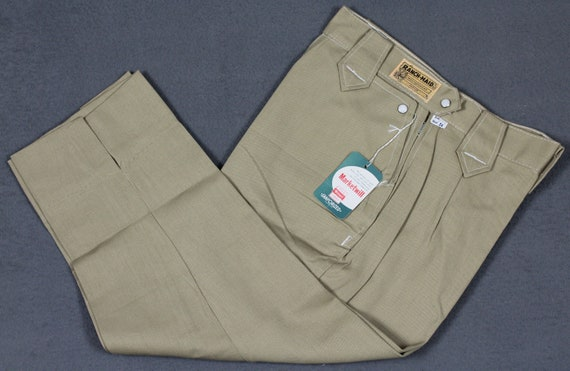 Deadstock VTG 50's Ranch Maid Western Pearl Snap G