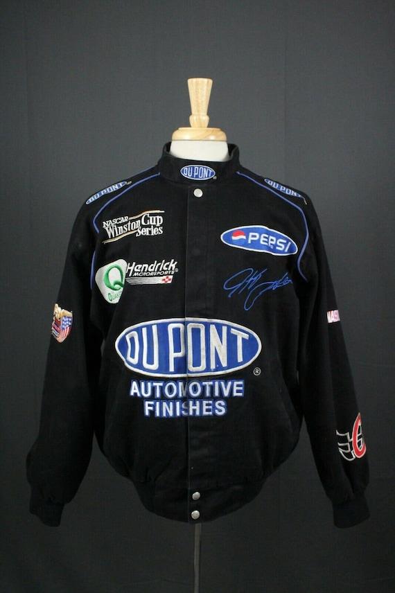 Jeff Gordon Vintage Jeff Hamilton Dupont NASCAR R… - image 1