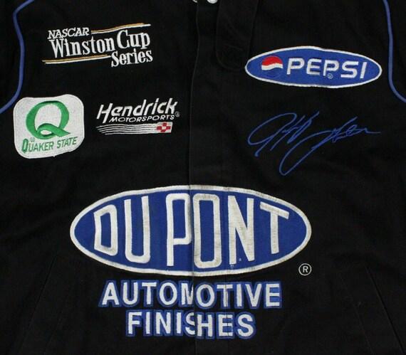 Jeff Gordon Vintage Jeff Hamilton Dupont NASCAR R… - image 6