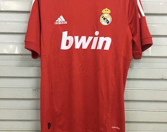 5613e466972 2012 Real Madrid Soccer Jersey Red Custome Name And Number