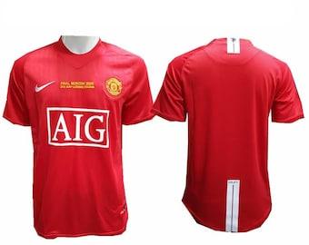 newest 77b68 26ebd Manchester united jersey | Etsy