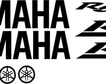 Yamaha decals   Etsy