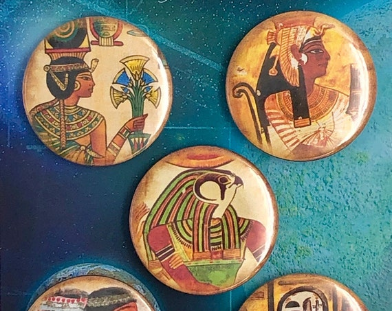 Big Badges - Egypt - B