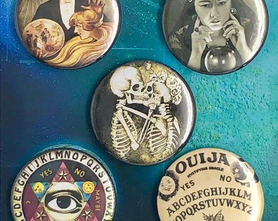 Big Badges - Paranormal