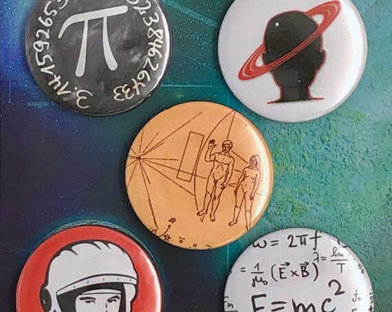 Big Badges - Science