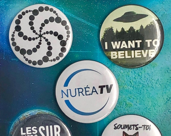 Big Badges - NUREA - A