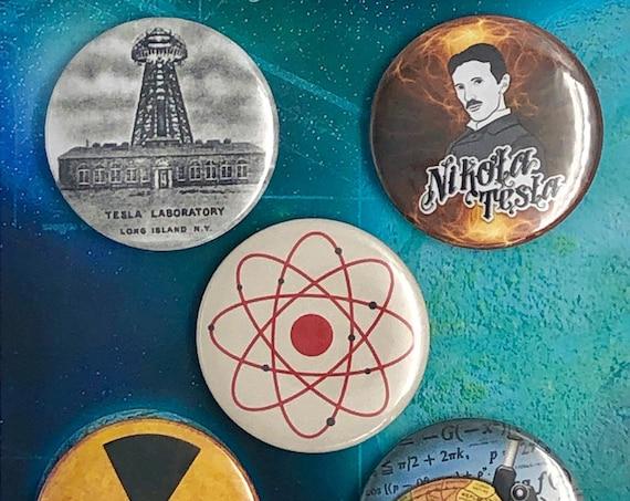 Big Badges - Tesla
