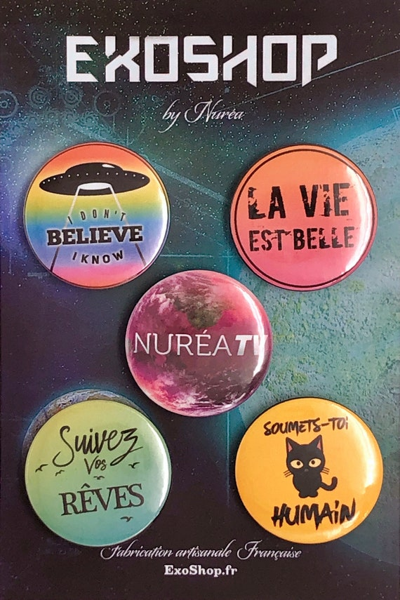 Big Badges - NUREA - C