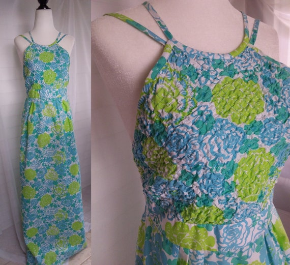 Lilly Pulitzer Dress/Vintage Lilly Pulitzer Dress… - image 1
