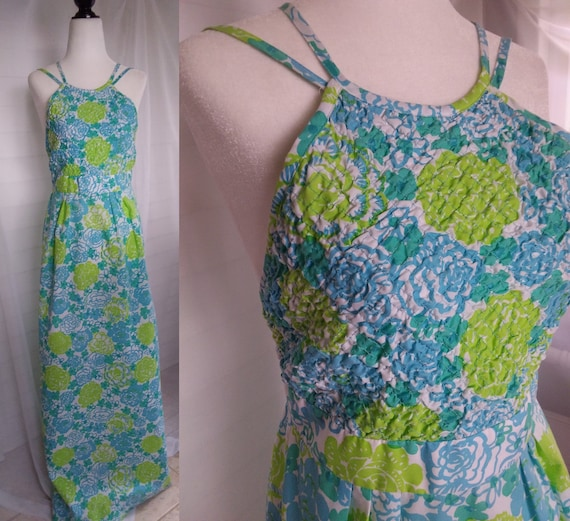 Lilly Pulitzer Dress/Vintage Lilly Pulitzer Dress/