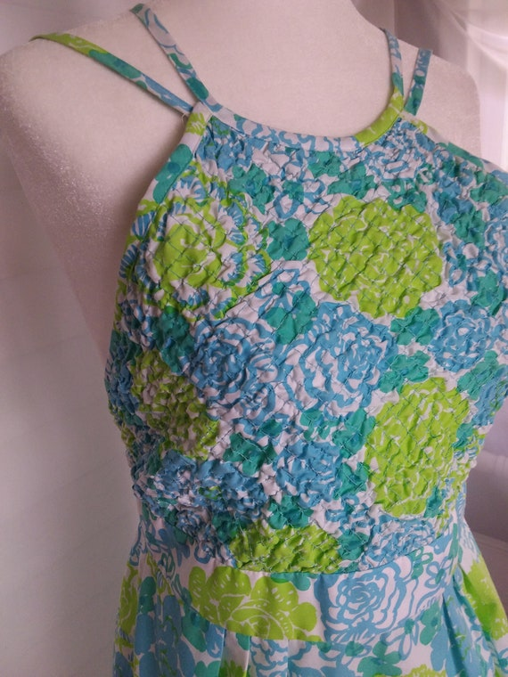 Lilly Pulitzer Dress/Vintage Lilly Pulitzer Dress… - image 8