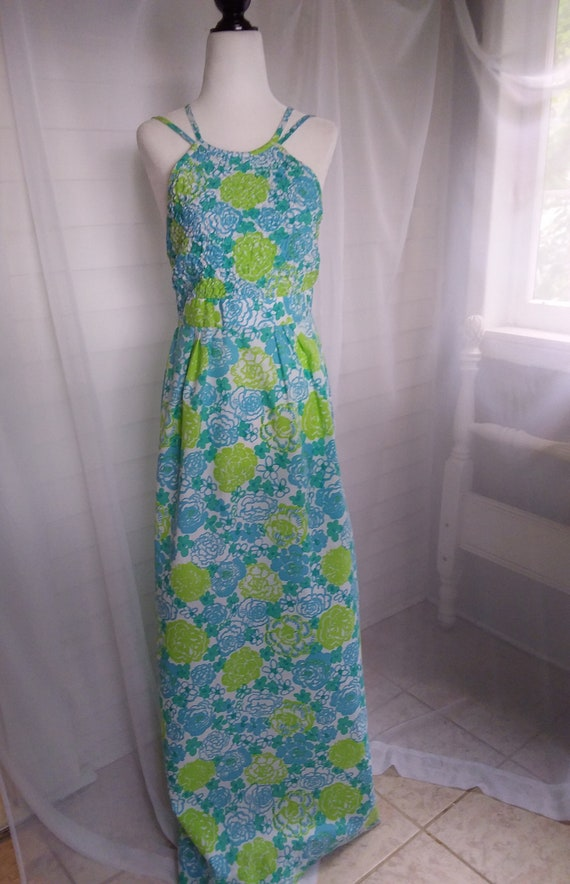 Lilly Pulitzer Dress/Vintage Lilly Pulitzer Dress… - image 2