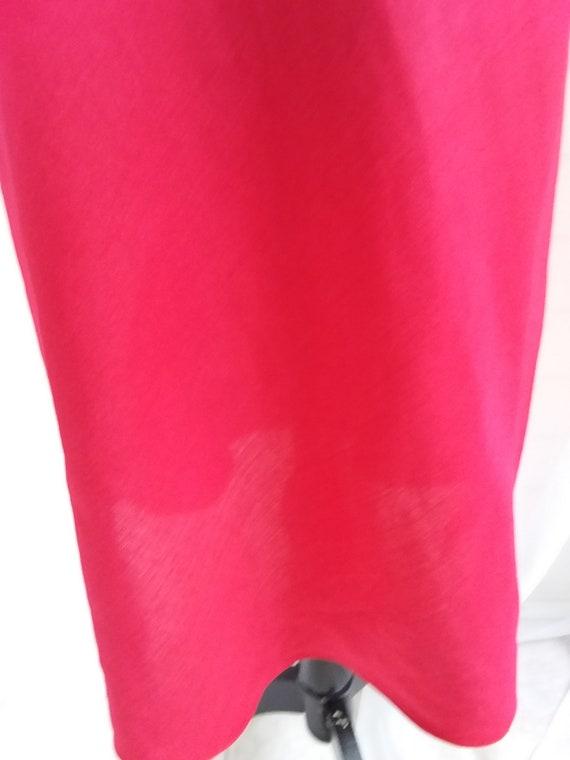Vintage Pink Linen Sundress/Pink Sundress - image 6