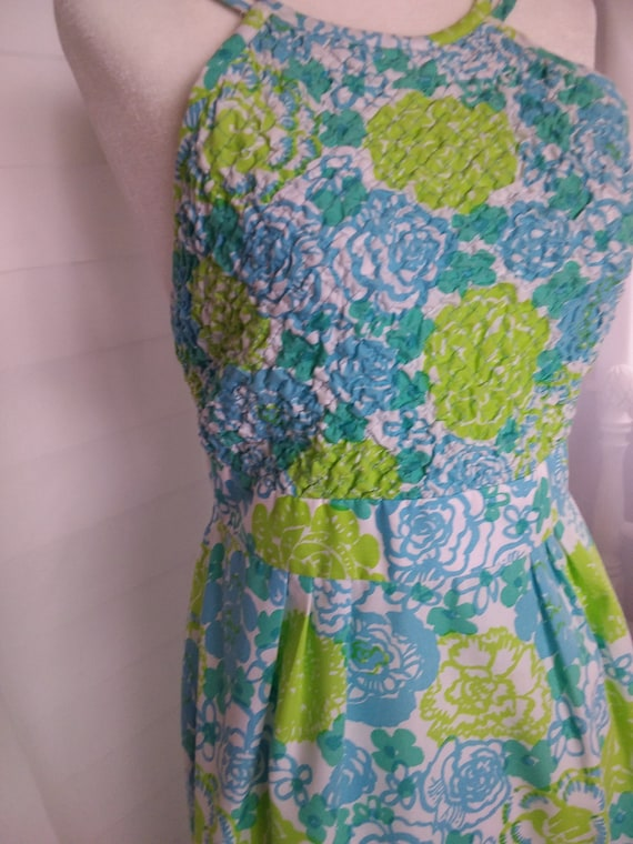 Lilly Pulitzer Dress/Vintage Lilly Pulitzer Dress… - image 9