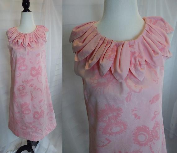 Lilly Pulitzer Dress/60s Vintage Dress/60s Mod Dre