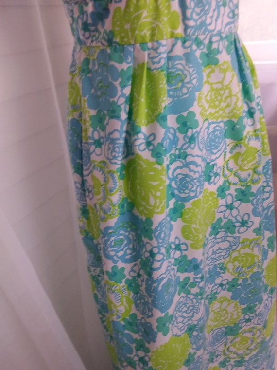 Lilly Pulitzer Dress/Vintage Lilly Pulitzer Dress… - image 4