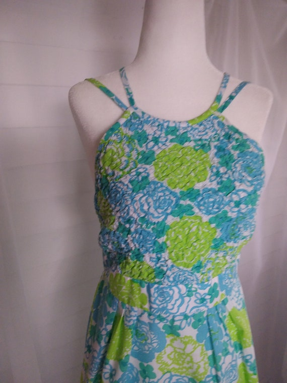 Lilly Pulitzer Dress/Vintage Lilly Pulitzer Dress… - image 3